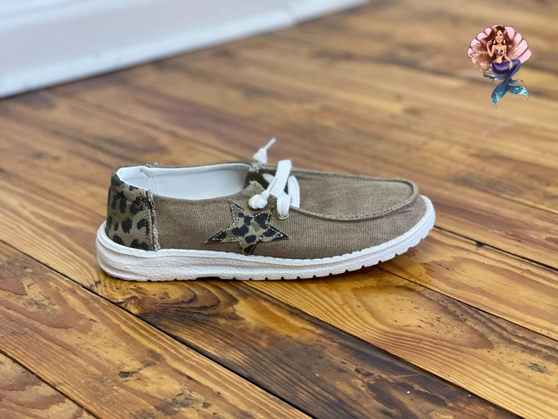 Star Struck Taupe Sneakers