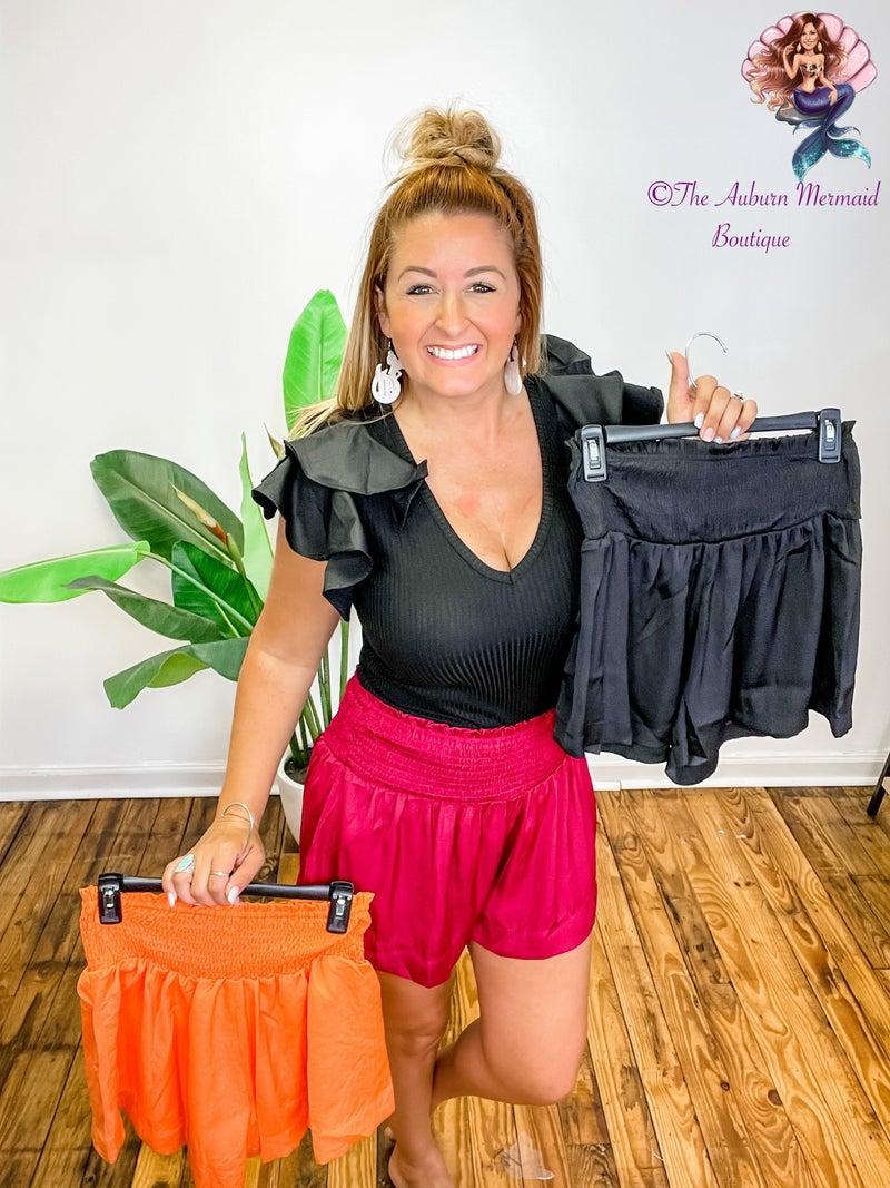 Everyday Smocked Shorts *Final Sale*
