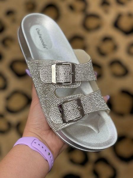 All the Sparkle Sandal