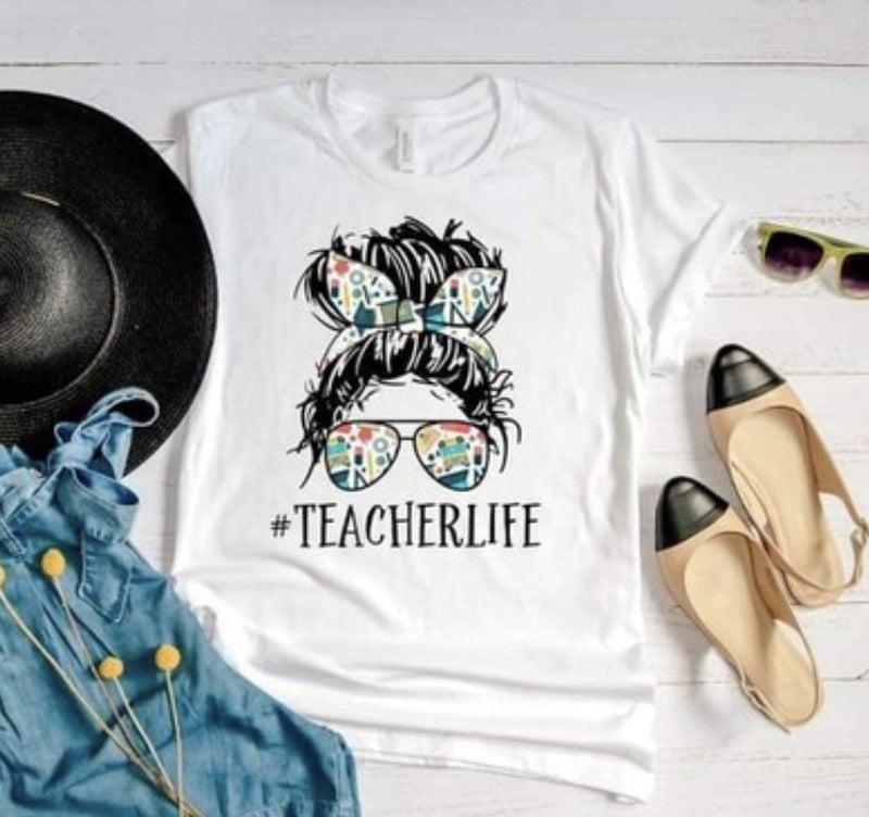 Teacher Life Tee *Final Sale*