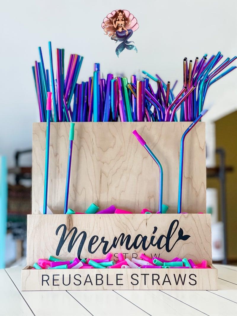 Mermaid Straws