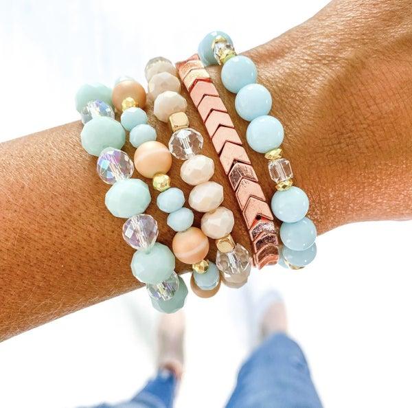 Tiffany Bracelet Set