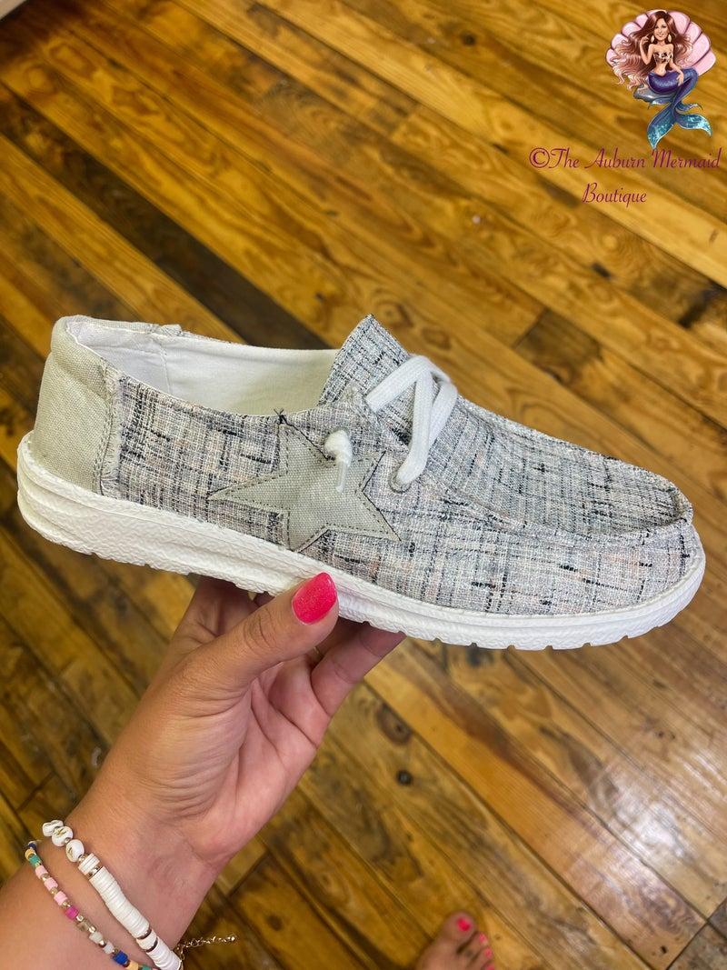 Stars & Glitter Sneakers