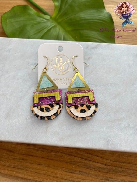 Helma Earrings