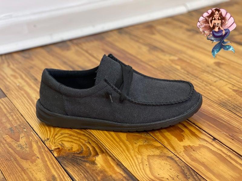 Men's Black  Cade Shoes
