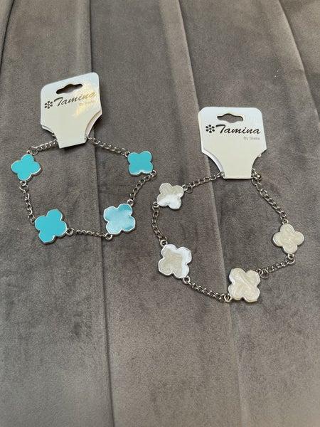 Clover Bracelets *Final Sale*