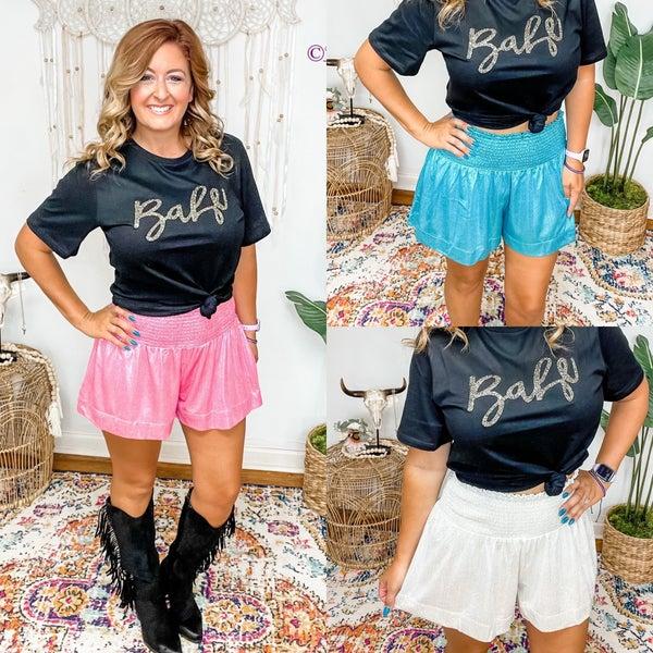 Disco Diva Shorts