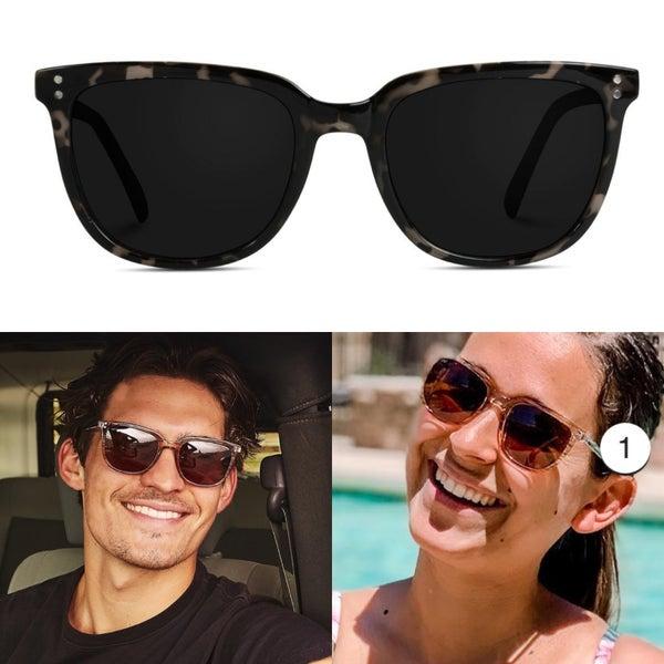 Classic Retro Polarized Unisex Sunglasses