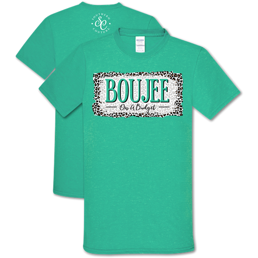 Boujee On A Budget Tee