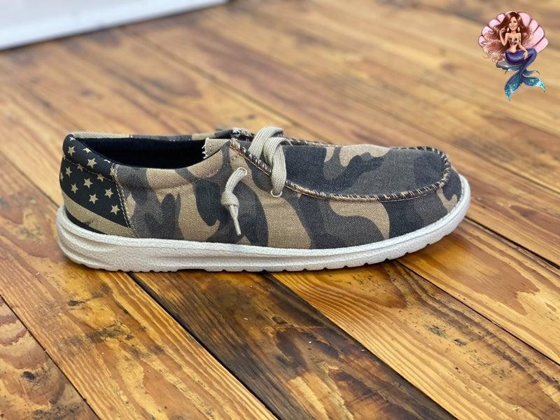 Men's  Camo Cade Shoes