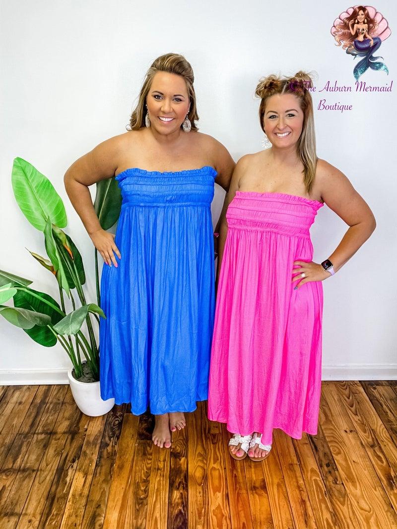 Best Of Both Worlds Dress/Skirt