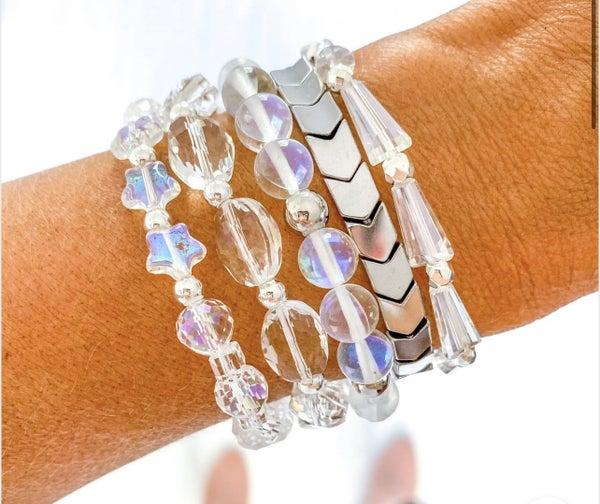 Icicle Bracelet Set