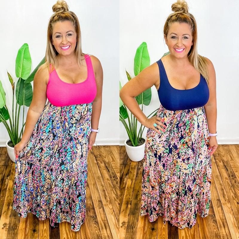 Fresh Start Maxi Dress *Final Sale*