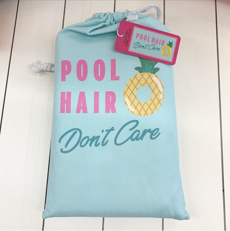 Quick Dry Pool Towels