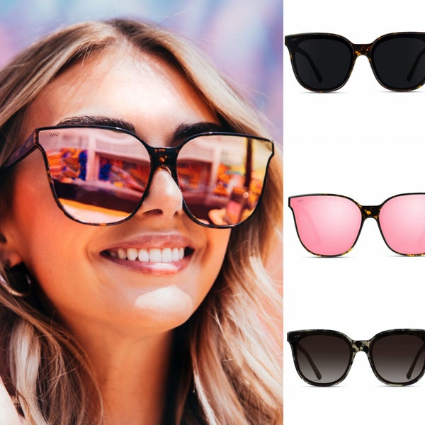 Lucy Polarized Sunglasses