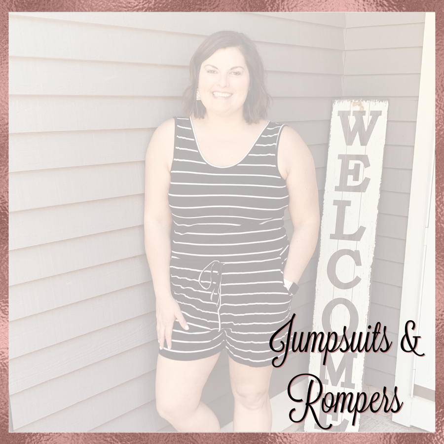 Jumpers & Rompers