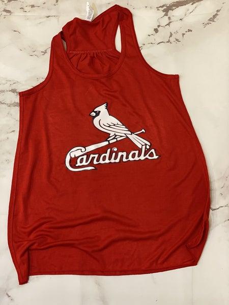 BM Cardinals Tank *Final Sale*