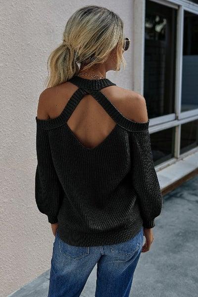 Shoulder Pop Top