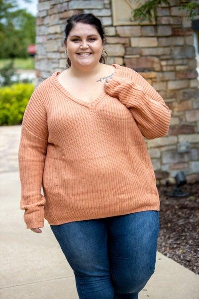 So Cozy Curvy Sweater