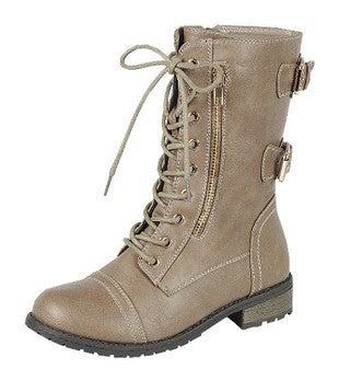 Combat Boots *Final Sale*