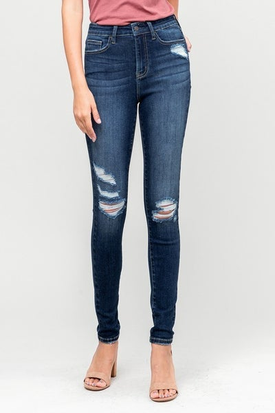 Distressed Out Denim