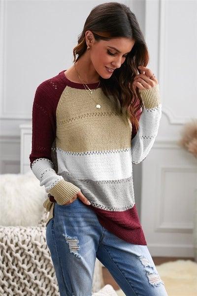 Genu-wine Knit Sweater