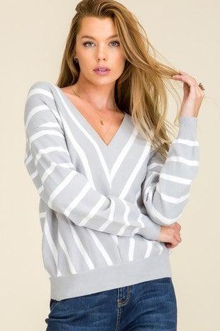 V Lovely Sweater
