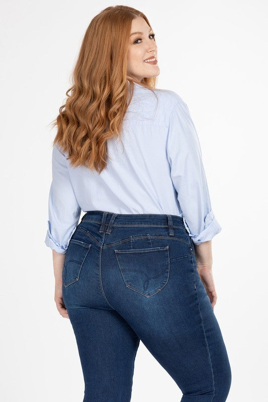 Must Have Denim Curvy