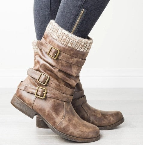 Bring On Winter Boots *Final Sale*