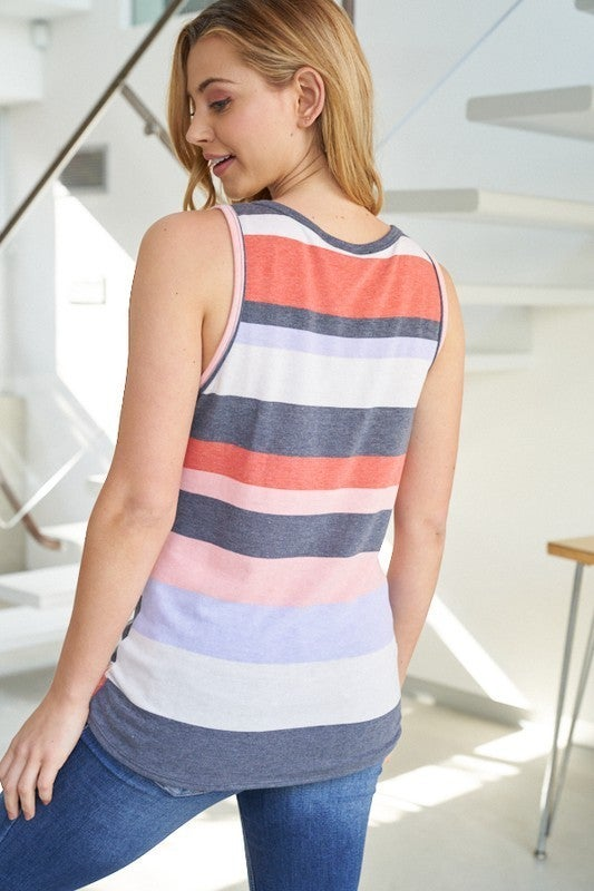 Perfectly Striped Tank
