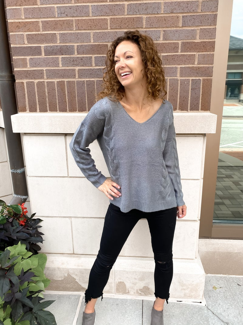 Deanna Distressed Black Crop Jeans
