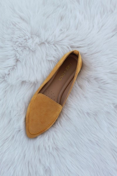 Flat Out Camel Flats *Final Sale*