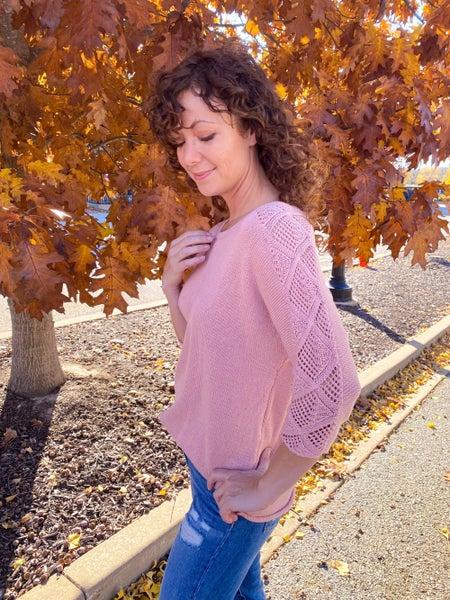 Pretty Sleeve Sweater