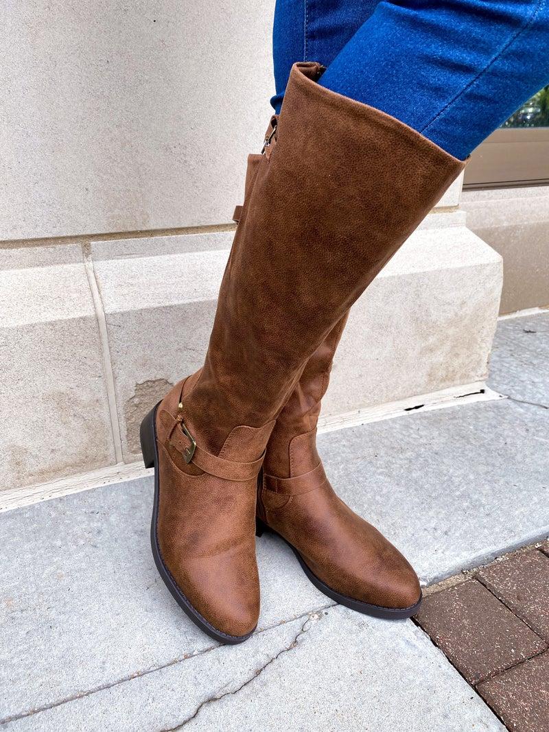 Mason Knee High Boot