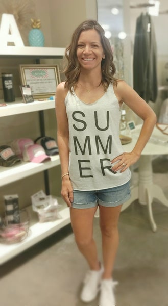 Summer Fun Tank