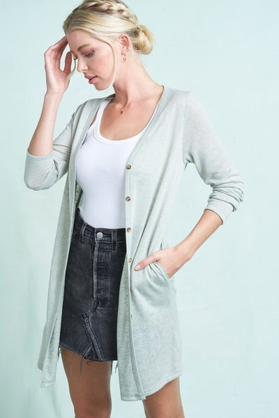 Light and Airy Cardigan
