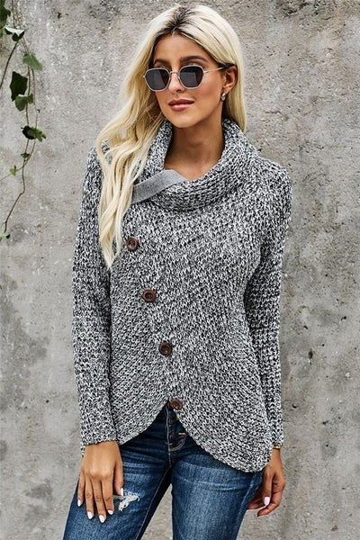 It's a Wrap Sweater