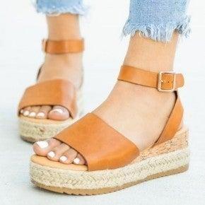 Small Wedge Sandal