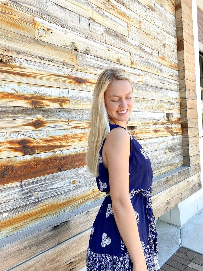 Flirty Ruffle Dress