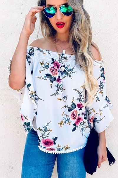 Pretty In Floral