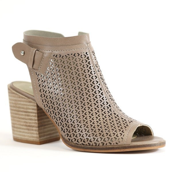 Cut Out Ankle Bootie Sandals