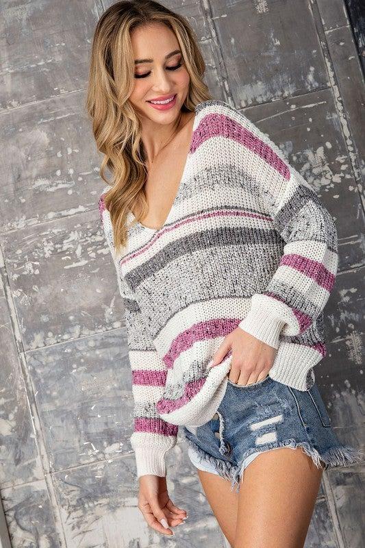 Wicked Twist Spring Sweater