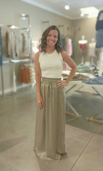 Flaunt It Maxi Skirt