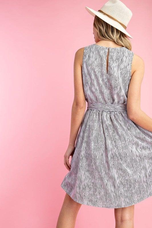 Samantha Striped Dress