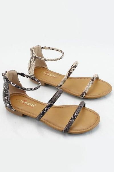 Snake Sandal