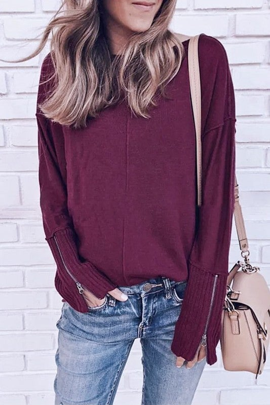 All In the Details Sweater