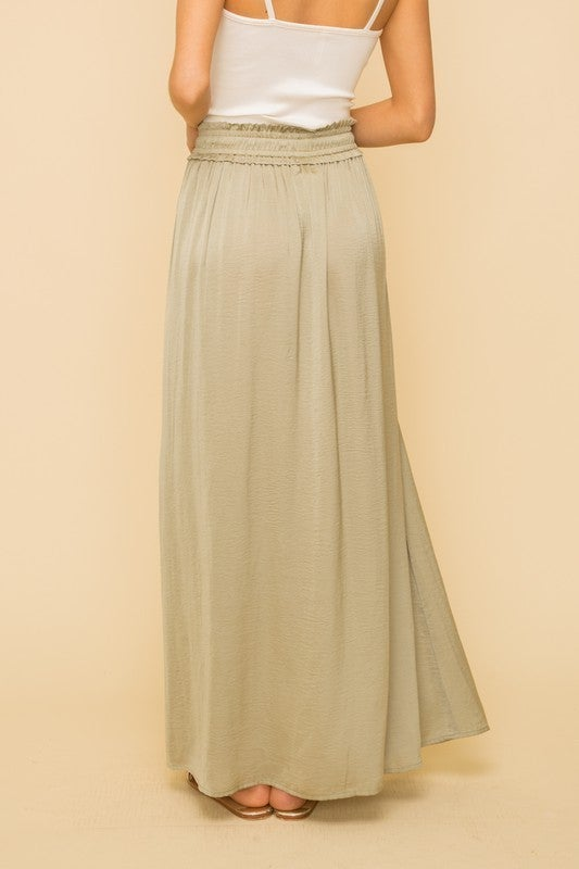 Flaunt It Maxi Skirt