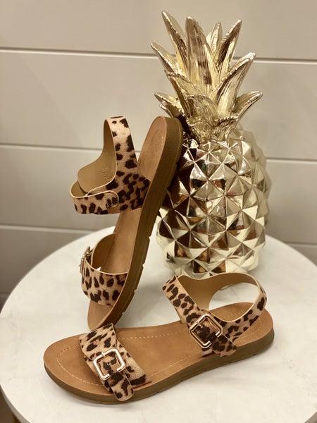 Walk on the Wild Side Sandal
