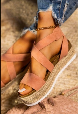 Vacay All Day Sandal