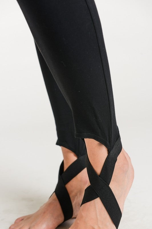 Ballet Stirrup Leggings